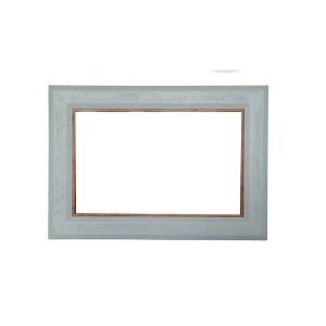 Vida Living Monroe Grey & Oak Furniture 140cm Mirror