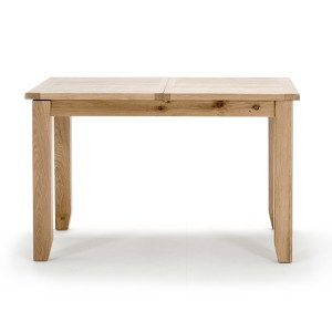 Vida Living Ramore Oak 120-165cm Extending Dining Table