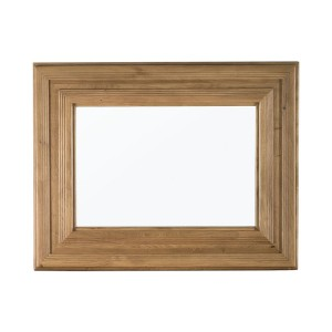Vida Living York Oak Furniture Mirror