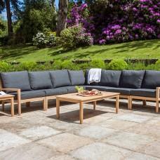 Wooden Garden Sofas