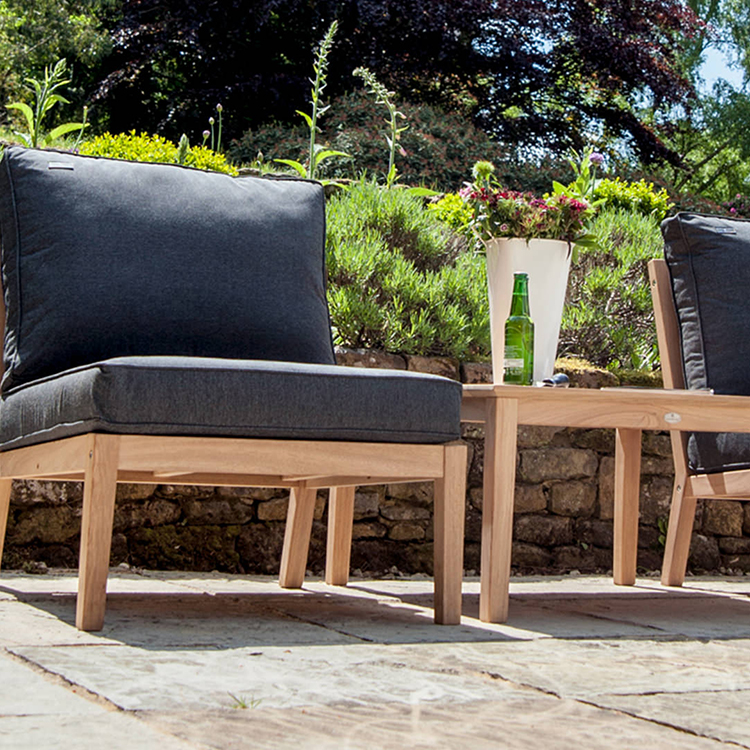 Wooden Modular Sofas
