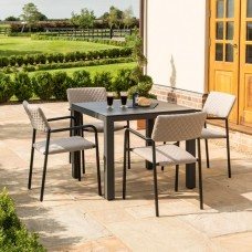 4 Seater Fabric Dining Sets