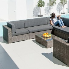 Rattan Modular Sofas