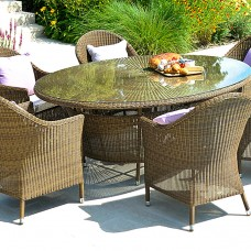 Rattan Dining Tables