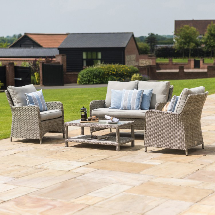 Rattan 2 Seater Sofa Sets