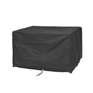 Alexander Rose Garden Furniture Black Cube Set Covers