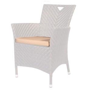 Alexander Rose Ocean Garden Furniture Premium Olefin Armchair Cushion