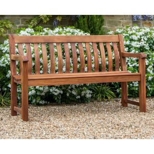 Alexander Rose Garden Furniture Cornis St George Bench 5ft