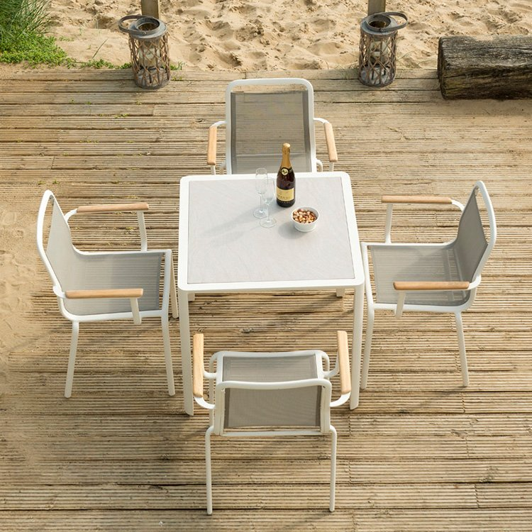 Metal Garden Dining Furniture
