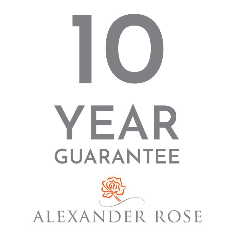 Sensational Alexander Rose Ocean Bronze Garden Wave 4Ft Bench Fusion Forskolin Free Trial Chair Design Images Forskolin Free Trialorg