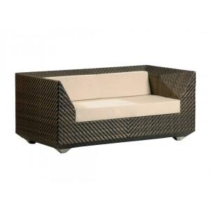 Alexander Rose Ocean Bronze Garden Maldives 2 Seater Sofa