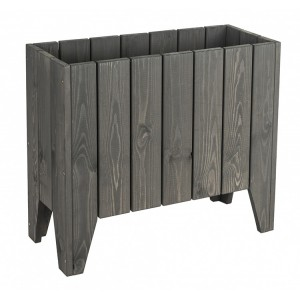 Alexander Rose Pine Garden Bay Rectangular Planter