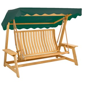 Alexander Rose Garden Furniture Roble Swing Seat Green
