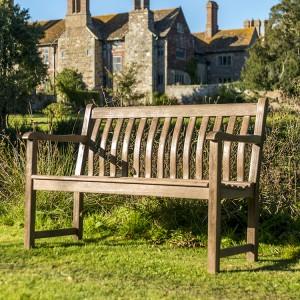 Alexander Rose Garden Furniture Sherwood Acacia Broadfield 4ft Bench