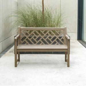 Alexander Rose Garden Furniture Sherwood Acacia Chorus 4ft Bench