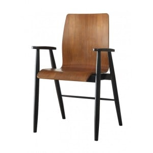 Jual Vienna Walnut Furniture Office Chair PC612