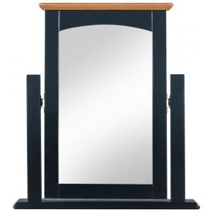 Alfriston Blue Painted Furniture Vanity Mirror