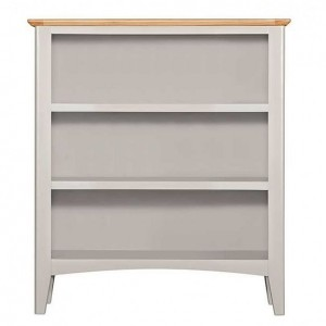 Alfriston Grey Painted Furniture Small Bookcase