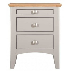 Alfriston Grey Painted Furniture Bedside