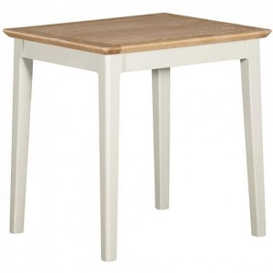 Alfriston White Painted Furniture Lamp Table / Coffee Table