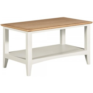 Alfriston White Painted Furniture Coffee Table