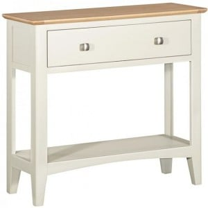 Alfriston White Painted Furniture Console Table