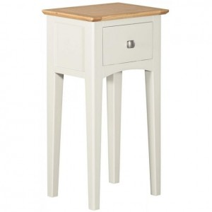 Alfriston White Painted Furniture Telephone Table