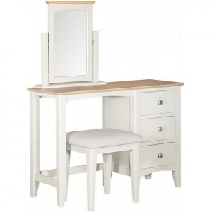 Alfriston White Painted Furniture Dressing Table