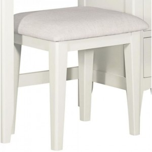 Alfriston White Painted Furniture Stool