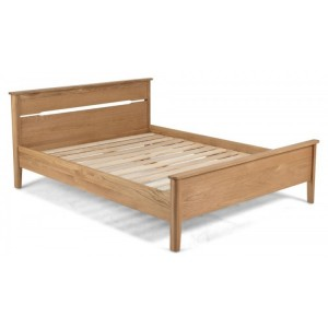 Abbey Oak Furniture 4ft6in Double Bed Frame