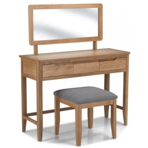 Abbey Oak Furniture Dressing Table Only