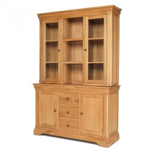 Beauly Oak Furniture Large Dresser