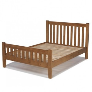 Coleshill Oak Furniture 4ft6in Double Bed Frame