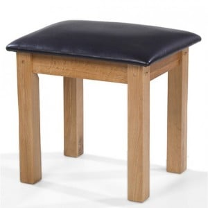 Coleshill Oak Furniture Dressing Table Stool