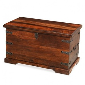 Kanpur Indian Sheesham Furniture Trunk Box
