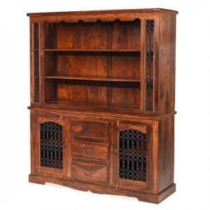 Kanpur Indian Sheesham Furniture Large Dresser