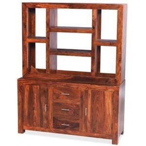 Mumbai Sheesham Indian Furniture Large Dresser