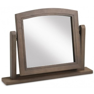 Vezelay Oak Furniture Dressing Table Mirror