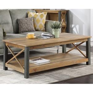 Urban Elegance Reclaimed Wood Furniture Extra Large Coffee Table