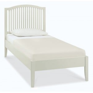 Bentley Designs Ashby Cotton Painted Furniture Slatted Bedstead 3ft