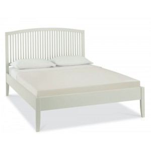 Bentley Designs Ashby Cotton Painted Furniture Slatted Bedstead 4ft6