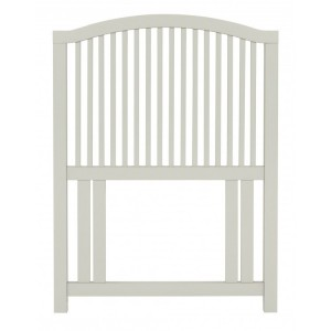 Bentley Designs Ashby Cotton Painted Furniture Slatted Headboard 3ft