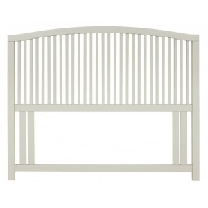 Bentley Designs Ashby Cotton Painted Furniture Slatted Headboard 5ft