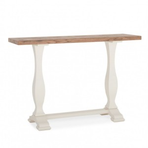 Bentley Designs Belgrave Furniture Two Tone Console Table