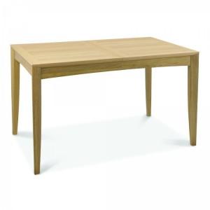 Bentley Designs Bergen Oak Extension Dining Table 4-6 Seater