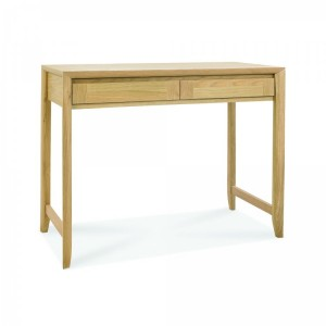 Bentley Designs Bergen Oak Furniture Desk