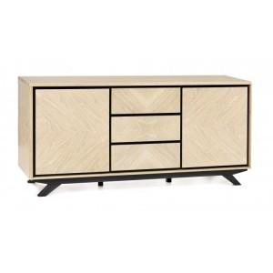 Bentley Designs Brunel Furniture Wide Sideboard