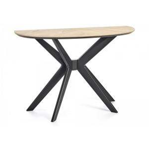 Bentley Designs Brunel Furniture Semi Elliptical Console Table