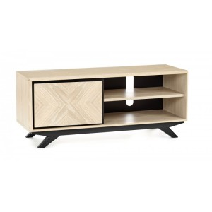 Bentley Designs Brunel Furniture Narrow Entertainment Unit