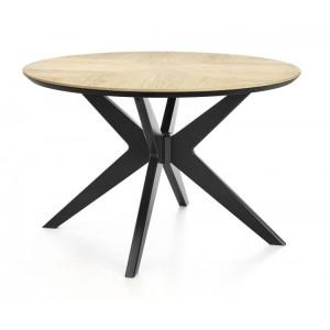 Bentley Designs Brunel Furniture Circular Dining Table